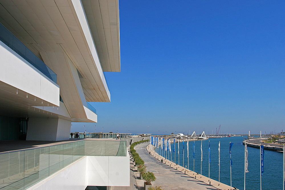 America's Cup harbor, Valencia, Valencian Community, Spain, Europe