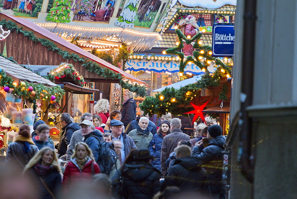Christmas markets, Bremen, Germany