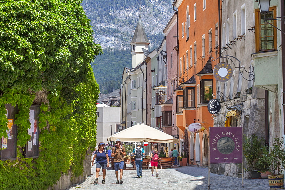 Rattenberg, Tyrol, Austria, Europe