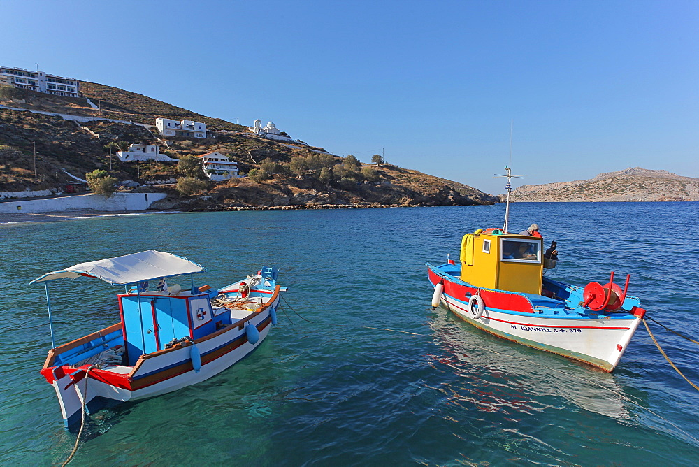 Fourni Island, Aegean Island, Greek Islands, Greece, Europe