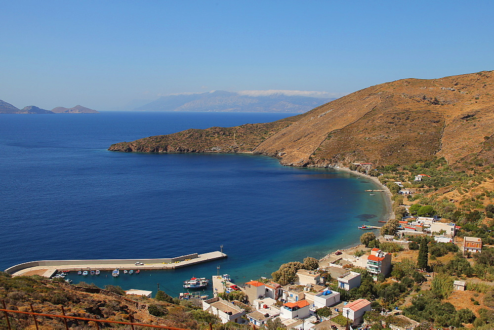 Cambi Chrysomilia, Fourni Island, Aegean Island, Greek Islands, Greece, Europe