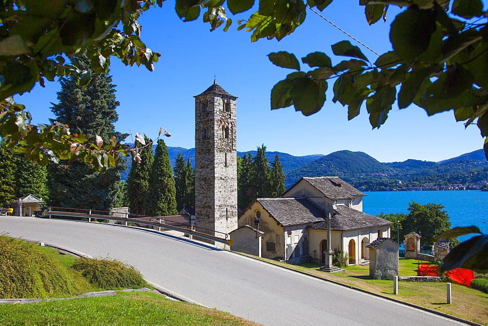 Pella, Orta lake, Piemonte, Italy