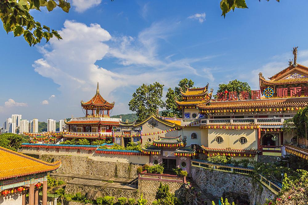 Kek Lok Si Temple, George Town, Penang, Malaysia, Southeast Asia, Asia - 1297-1031