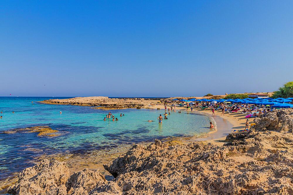 Agia Napa in Cyprus, Europe - 1297-1089