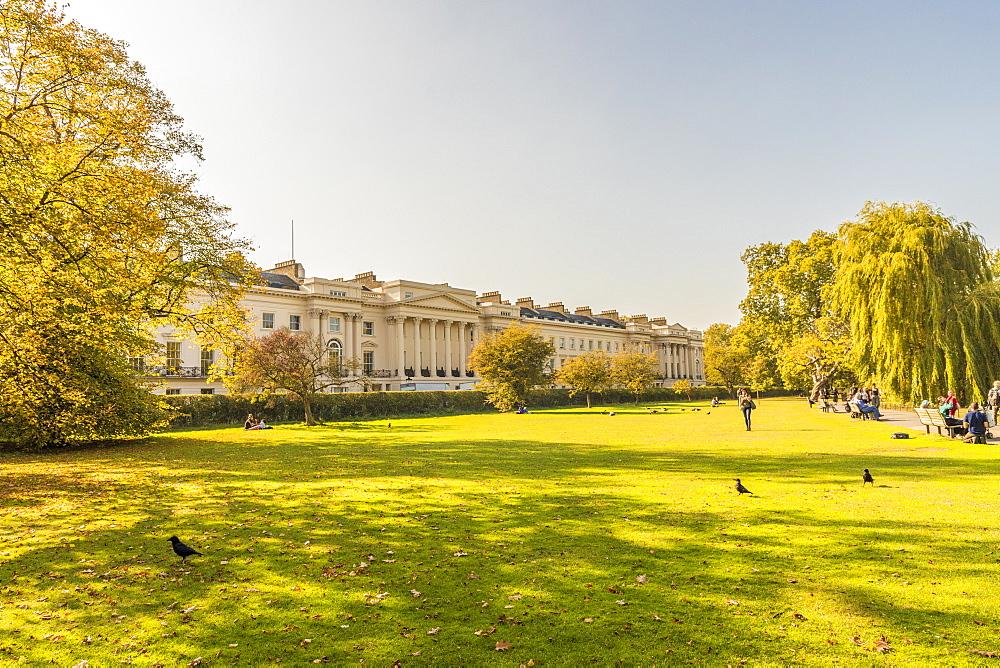 Regents Park, London, England, United Kingdom, Europe