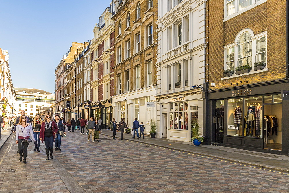 King Street in Covent Garden, London, England, United Kingdom, Europe - 1297-444