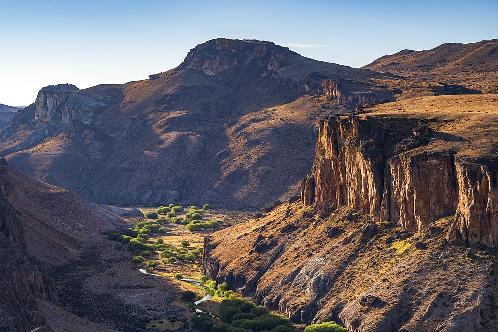 Pinturas Canyon, Santa Cruz, Patagonia, Argentina, South America