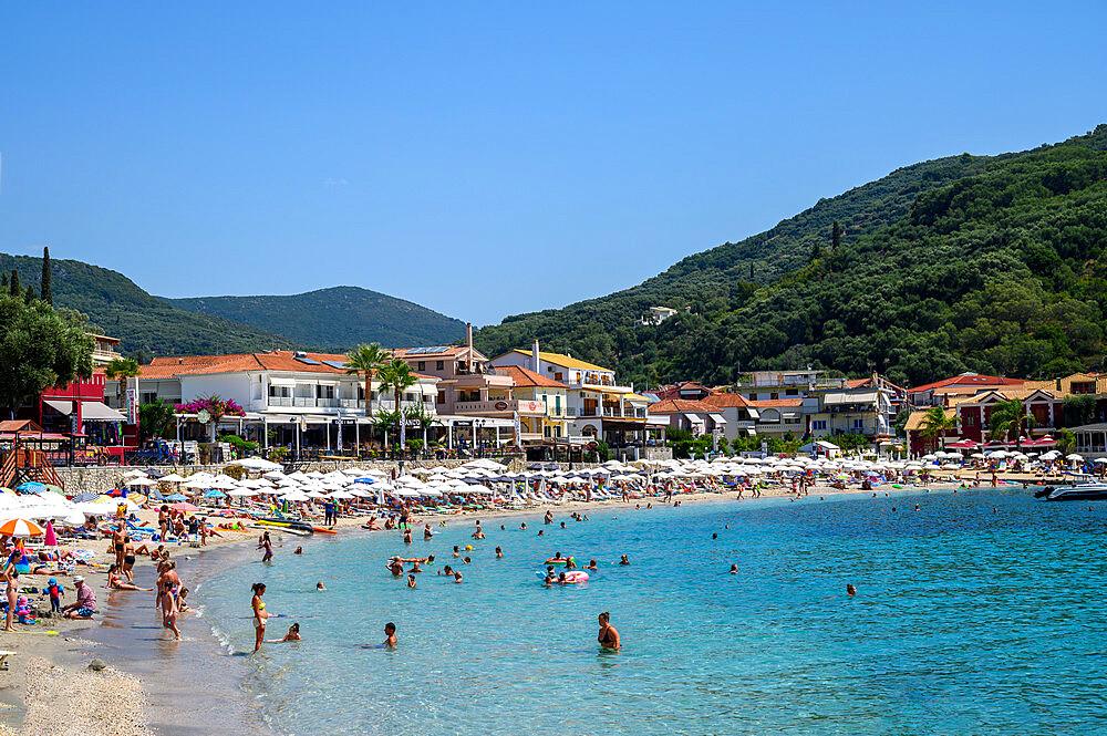 Parga beach, Parga, Preveza, Greece - 1306-530