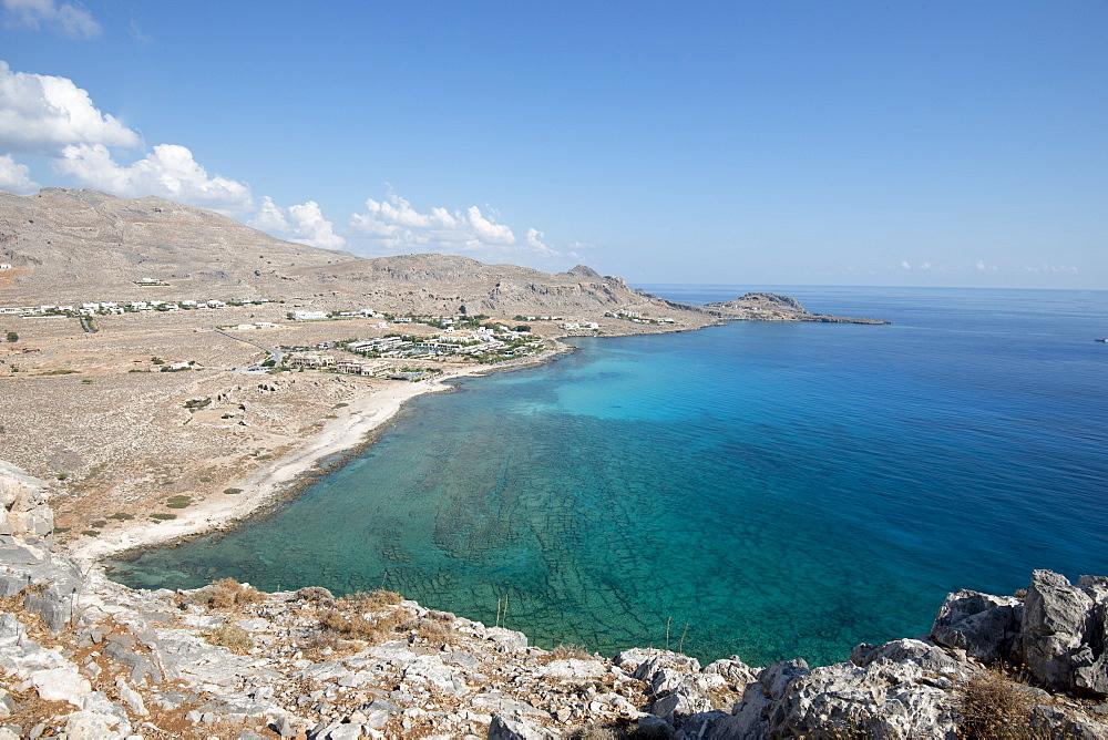 View of Navarone Bay, Rhodes, Greece - 1331-119