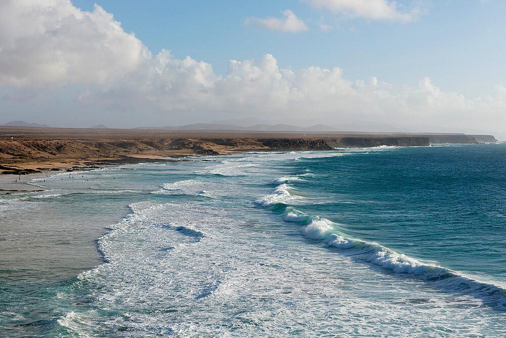 El Cotillo Beach, Fuerteventura, Canary Islands, Spain, Atlantic, Europe - 1331-37