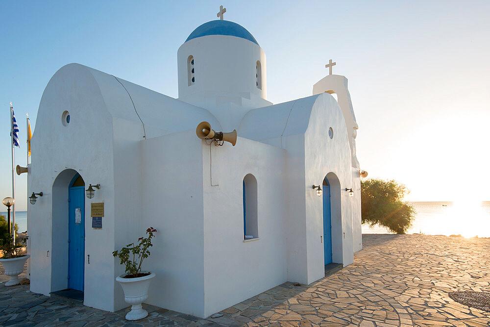 Agios Nikolaos Church, Protaras, Cyprus, Mediterranean, Europe - 1331-73