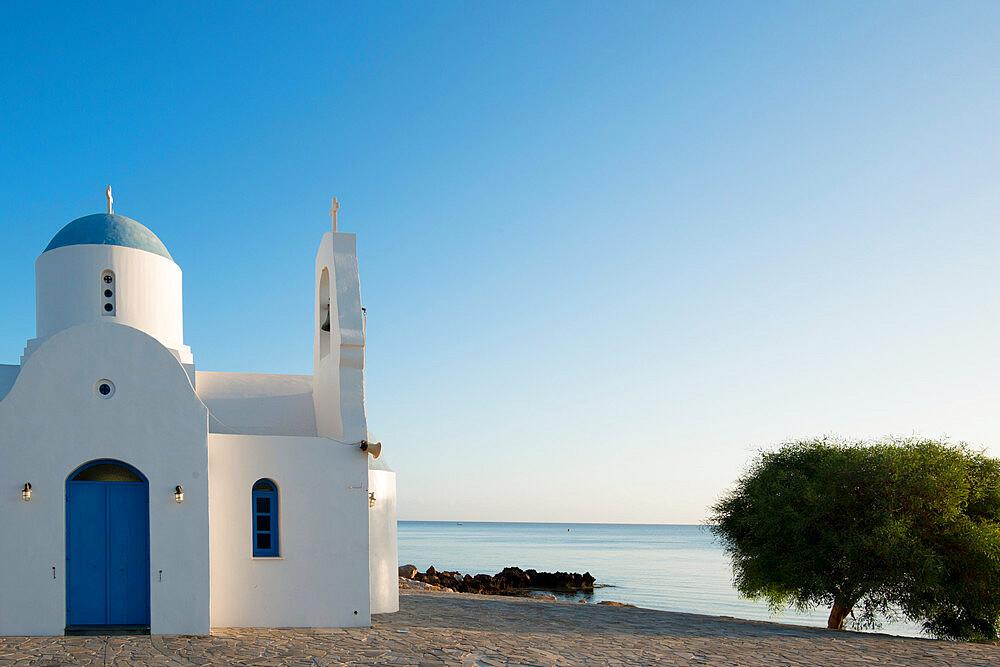 Agios Nikolaos Church, Protaras, Cyprus, Mediterranean, Europe - 1331-74