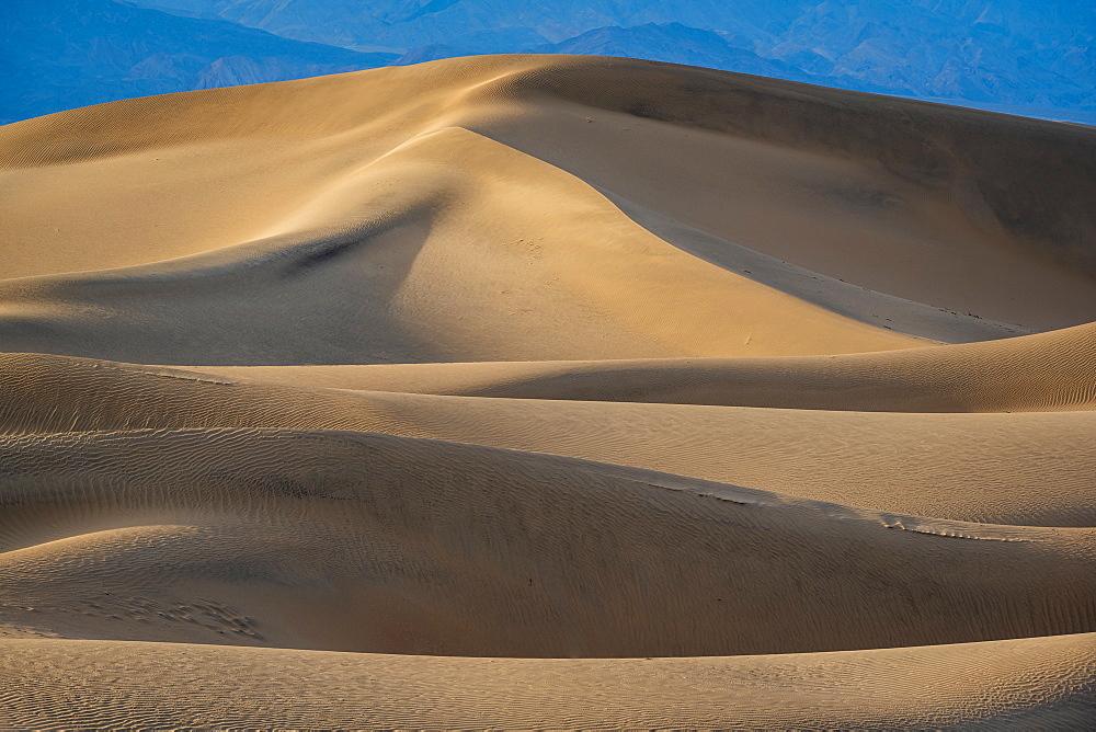 Sand dunes in the Sahara Desert, Merzouga, Morocco, North Africa, Africa - 1332-8