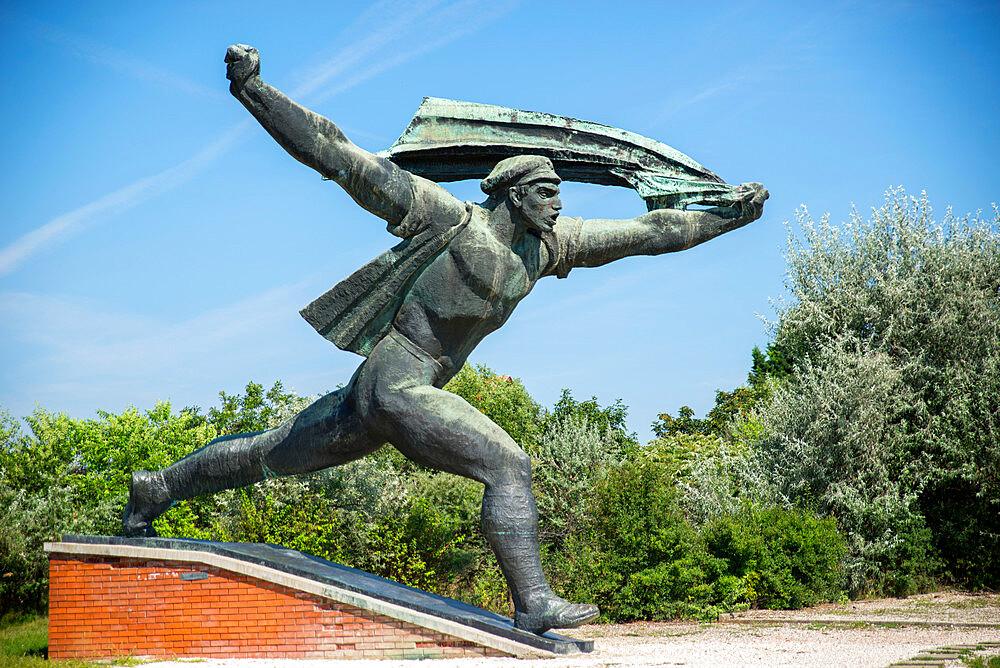 Memento Communist sculpture park