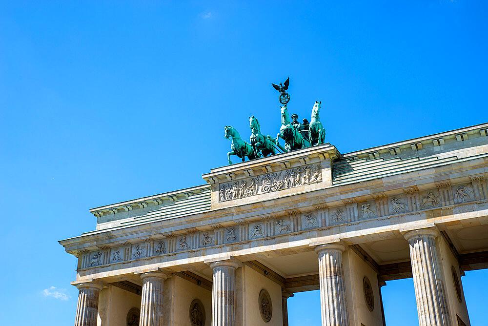 Brandenburg Gate, Berlin - 1341-90