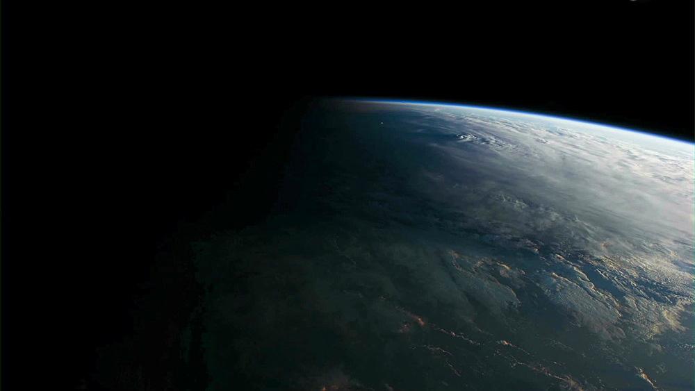 Arabian Peninsula from ISS
