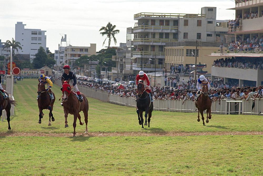 Mauritius Jockey Club, Port Louis, Mauritius, Africa