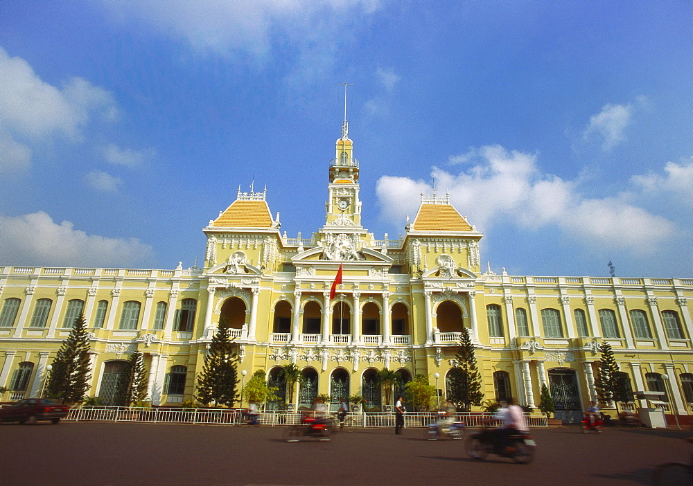 People's Committee Building, Ho Chi Minh City, Vietnam - 150-1214