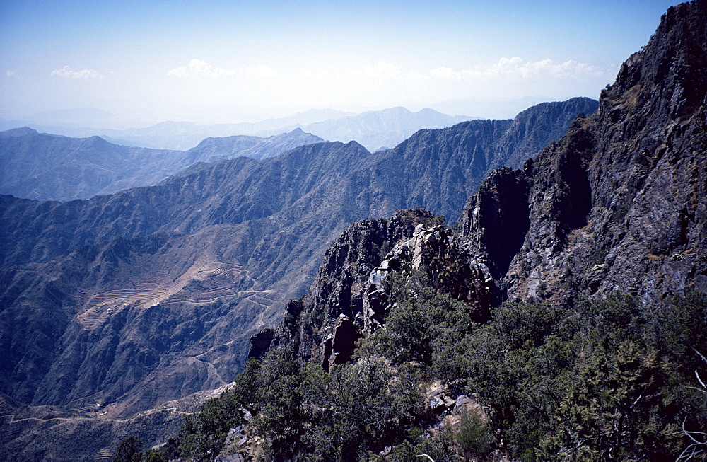 Asir province, Saudi Arabia, Middle East
