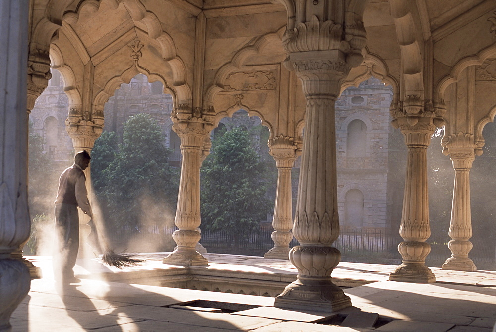 The Red Fort, Delhi, India, Asia