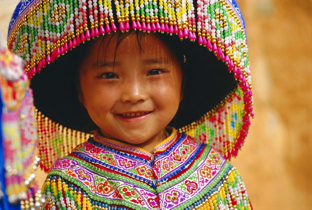 Longlin Hui Shui Miao, Guangxi, China - 188-5826