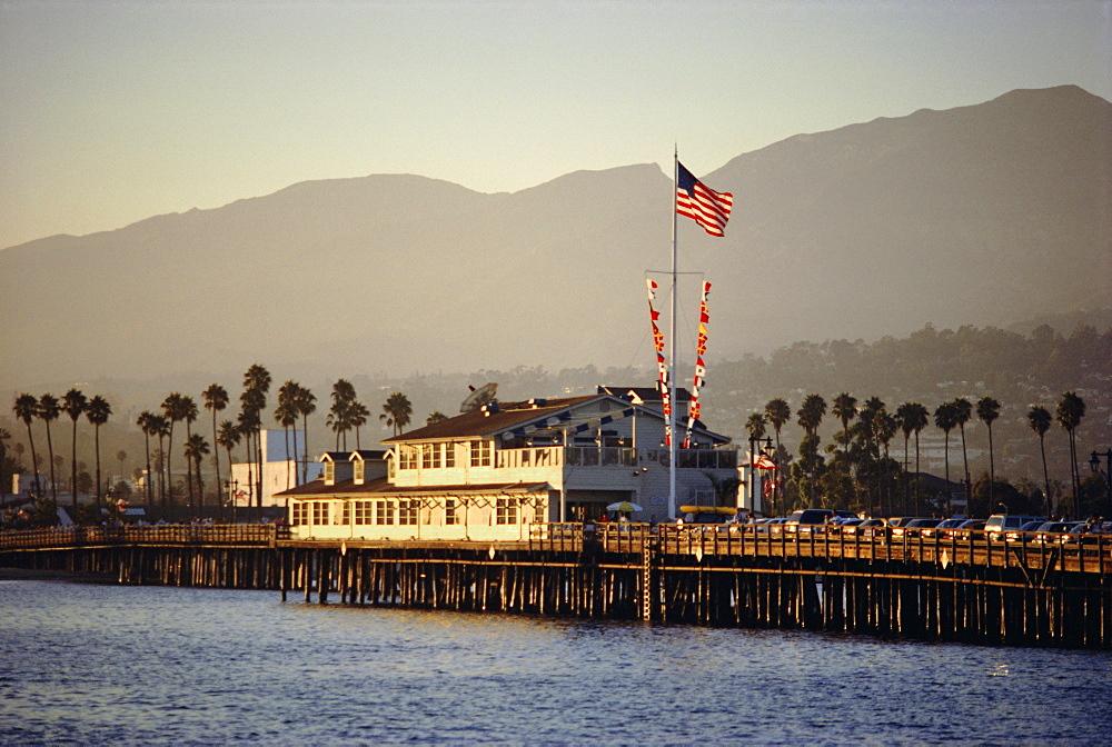The Pier, Santa Barbara, California. USA