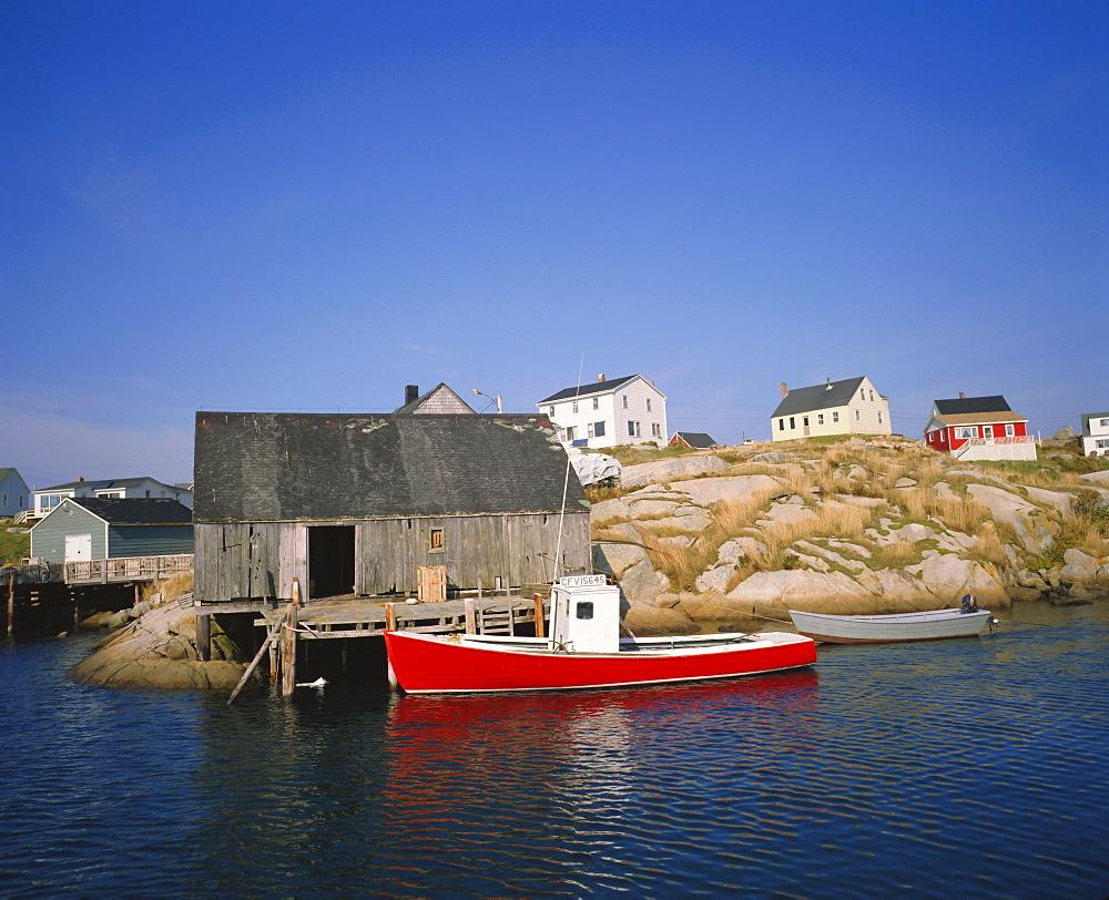 Peggy's Cove, Halifax, Nova Scotia, Canada
