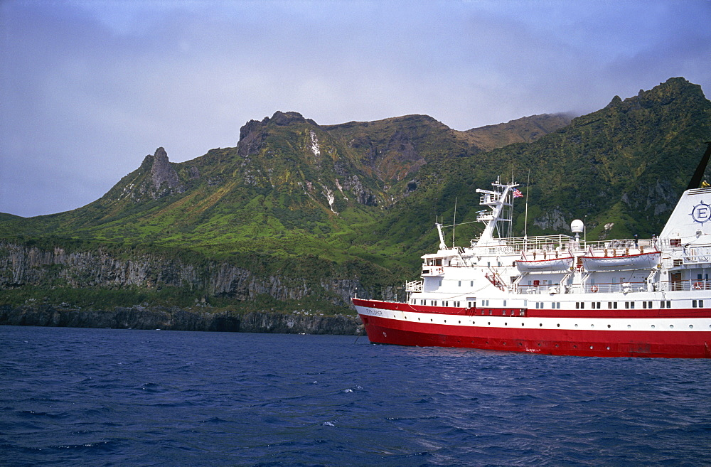 Gough Island, Tristan da Cunha group, Mid Atlantic