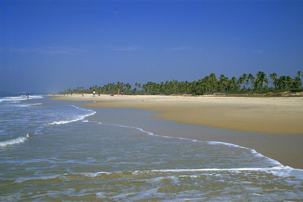 Colva Beach, Goa, India, Asia - 225-1177