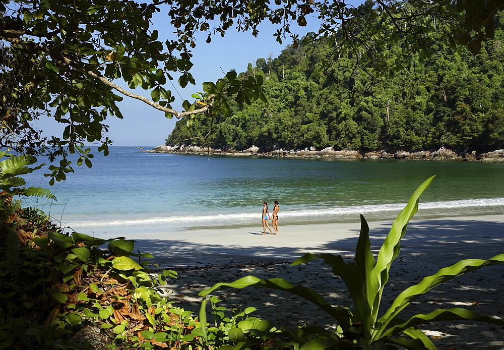 Emerald Bay, Pangkor Laut, Malaysia, Southeast Asia, Asia