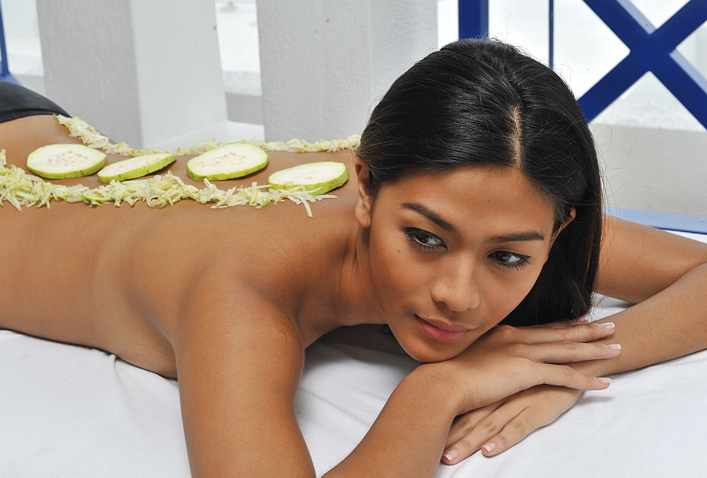 Guava treatment, Thunderbird Resort and Spa, La Union, Philippines, Southeast Asia, Asia