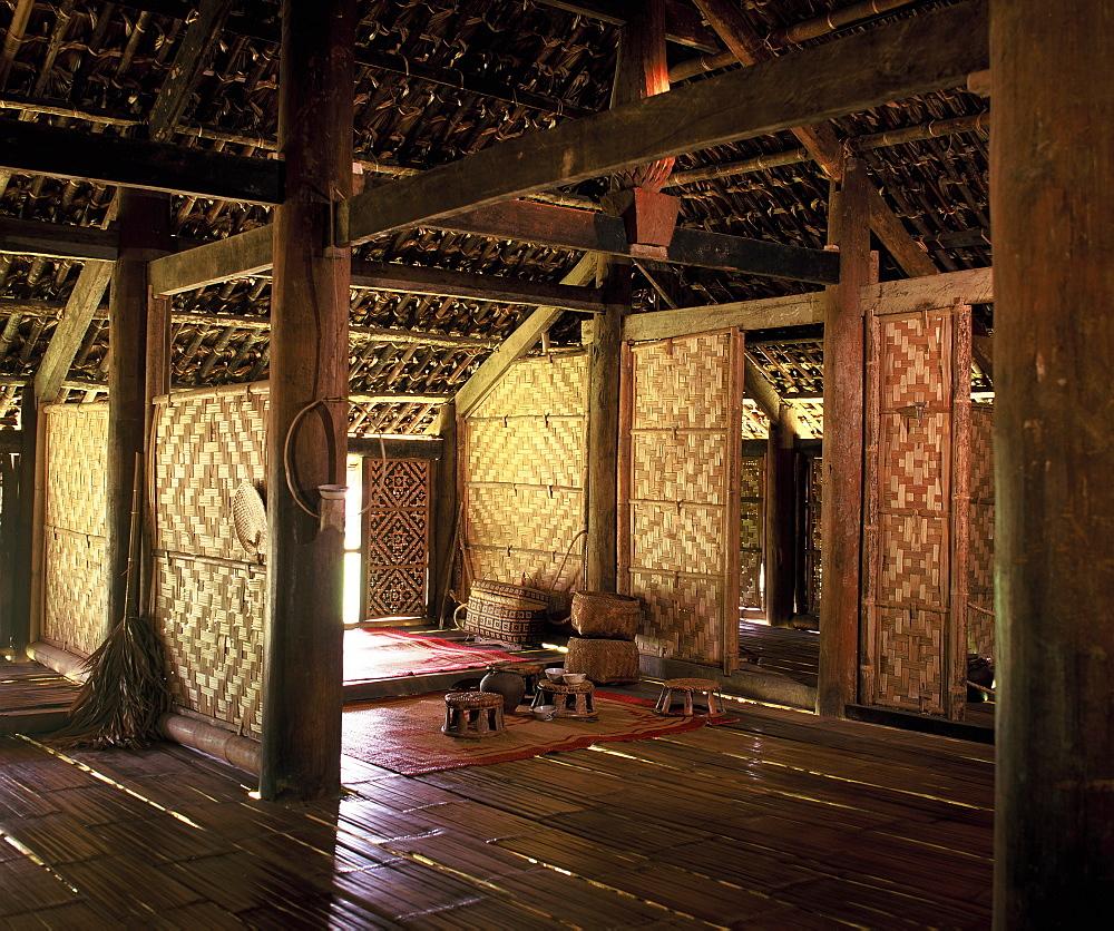 Tay Stilt House, Vietnam, Indochina, Southeast Asia, Asia