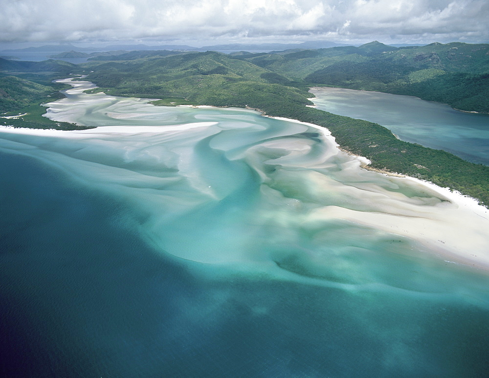 Whitsunday Island, Queensland, Australia, Pacific