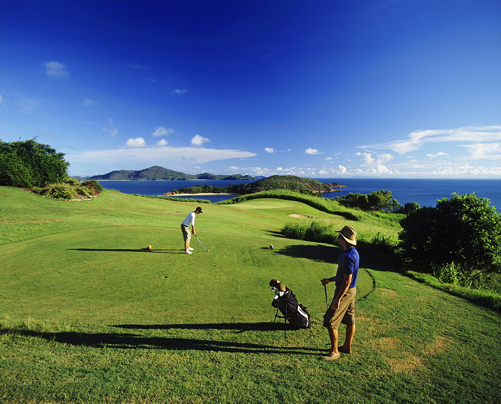Golf, Whitsunday Islands, Queensland, Australia, Pacific