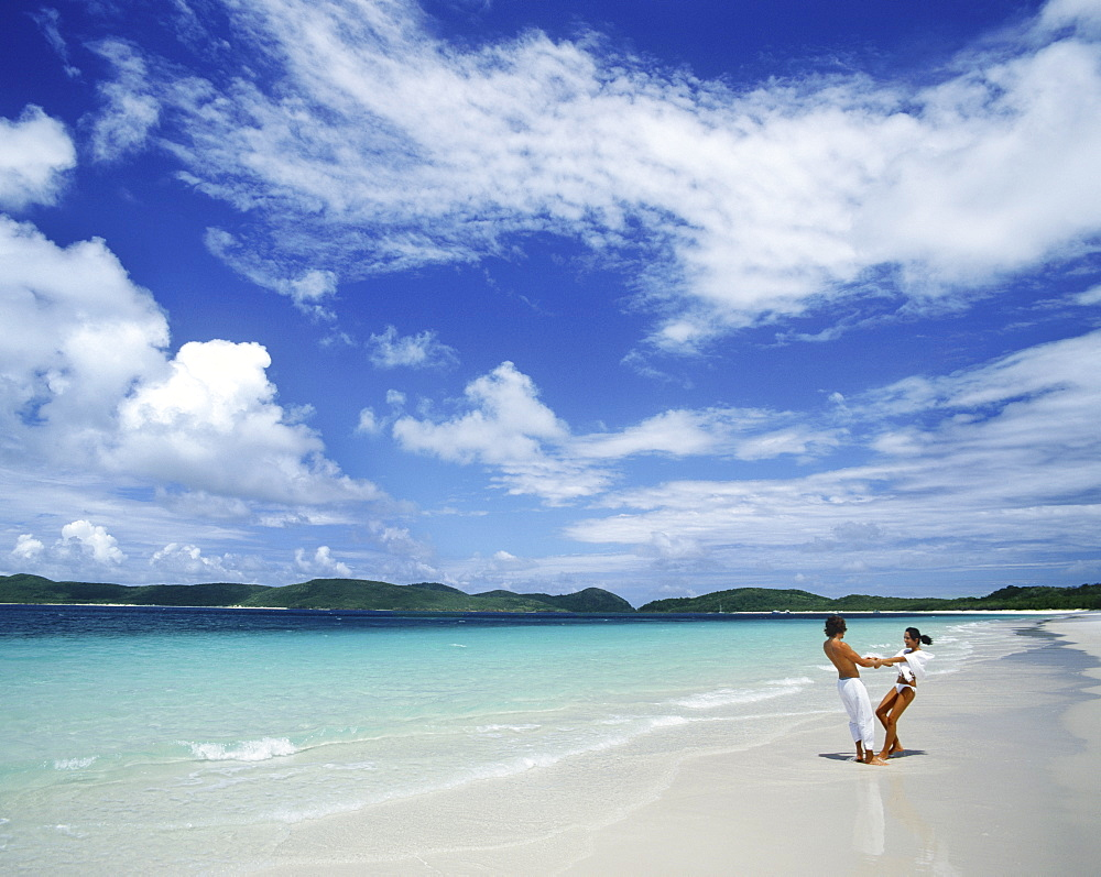 Whitehaven, Whitsunday Islands, Queensland, Australia, Pacific