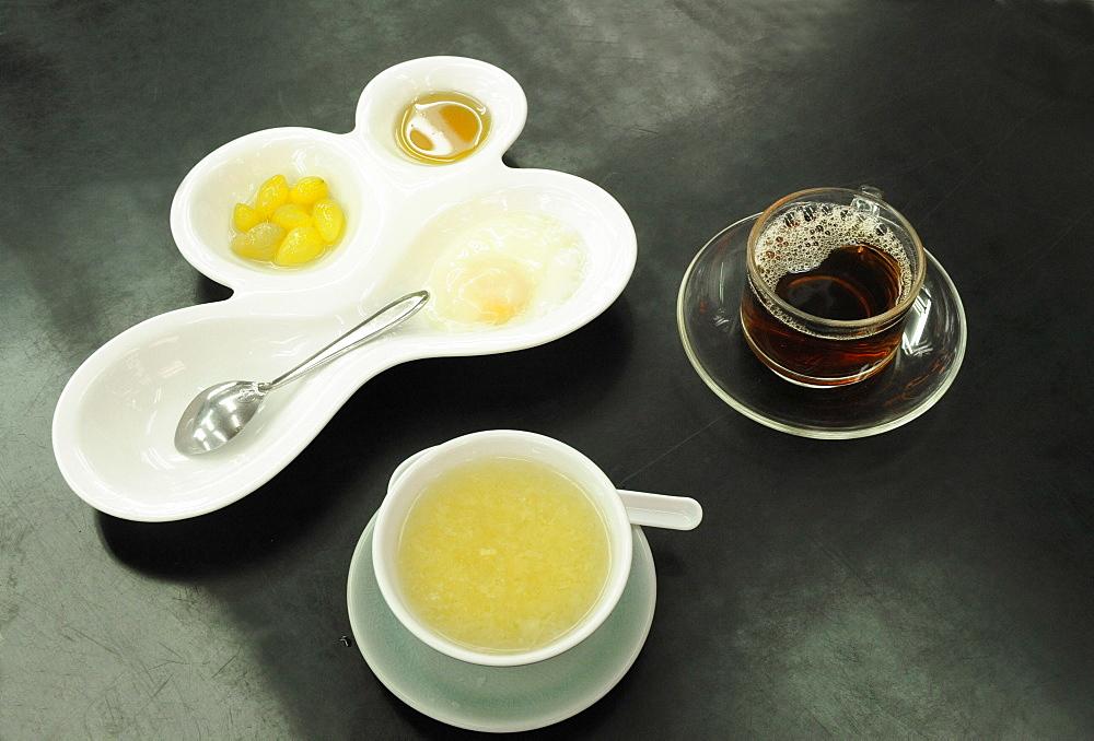Bird nest soup, Chinatown, Bangkok, Thailand, Southeast Asia, Asia - 238-6320