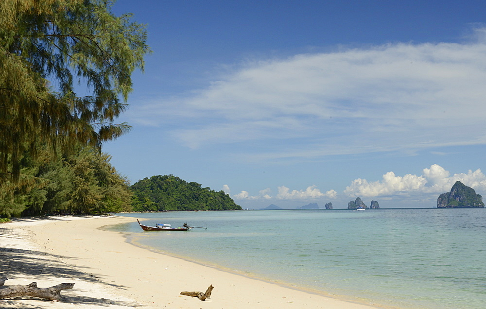 Koh Kradan, opposite Hat Chao Mai National Park, Trang, Thailand, Southeast Asia, Asia - 238-6377