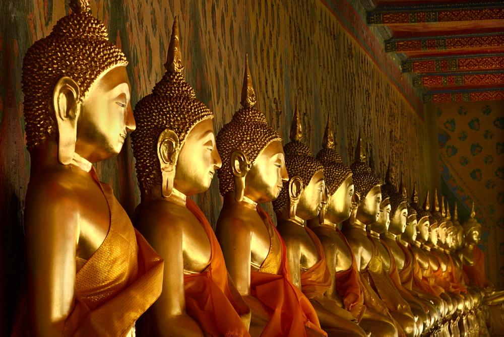 Wat Arun, Thonburi, Bangkok, Thailand, Southeast Asia, Asia  - 238-6430