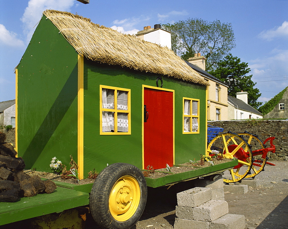 Milltown Heritage Centre, Milltown, Ring of Kerry, County Kerry, Munster, Republic of Ireland, Europe