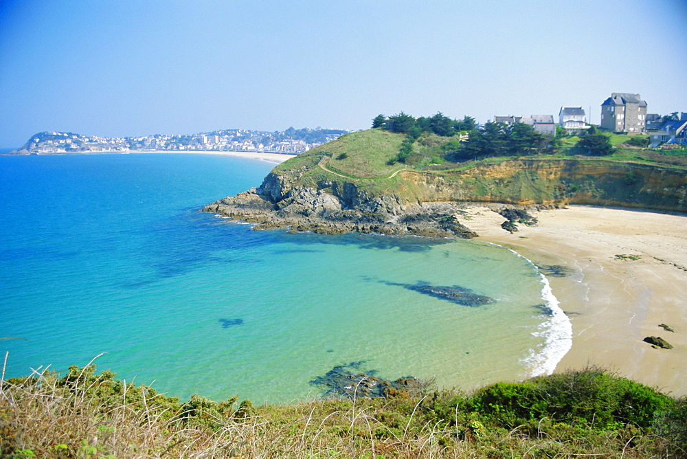 Le Val-Andre, Emerald Coast, Cotes d'Armor, Brittany, France, Europe