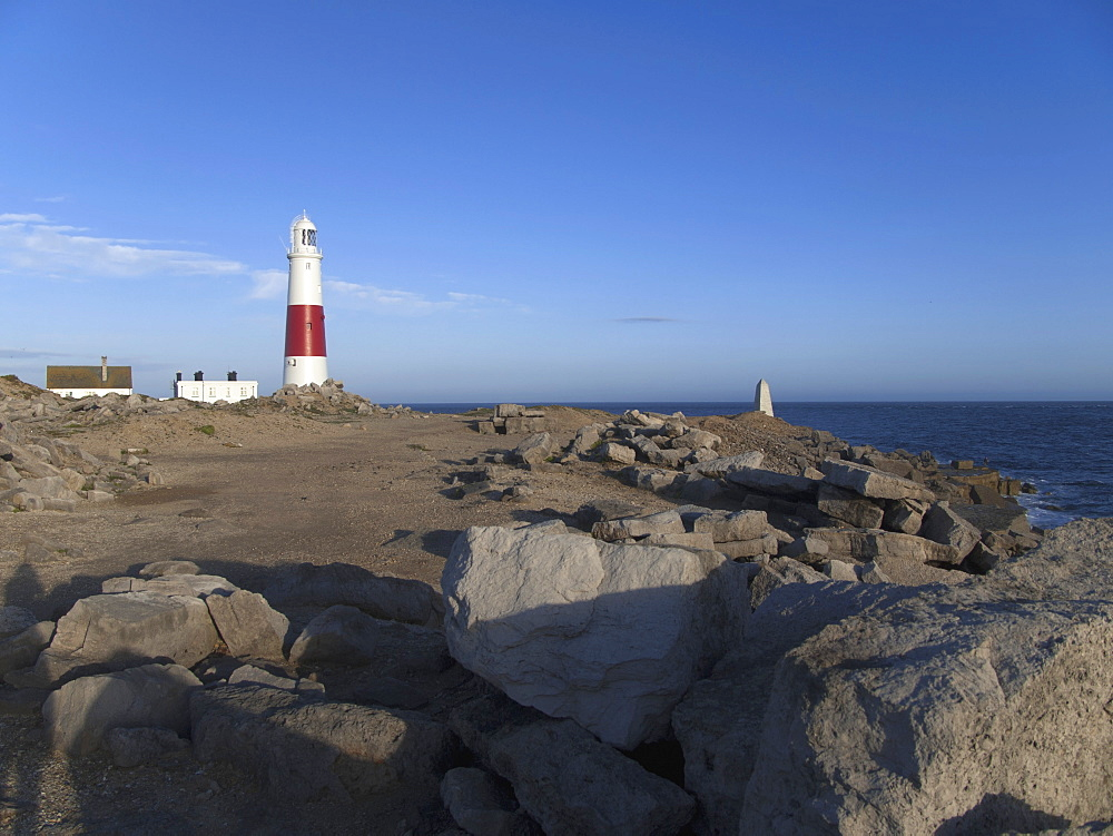 Portland Bill, Dorset, England, United Kingdom, Europe - 255-8945