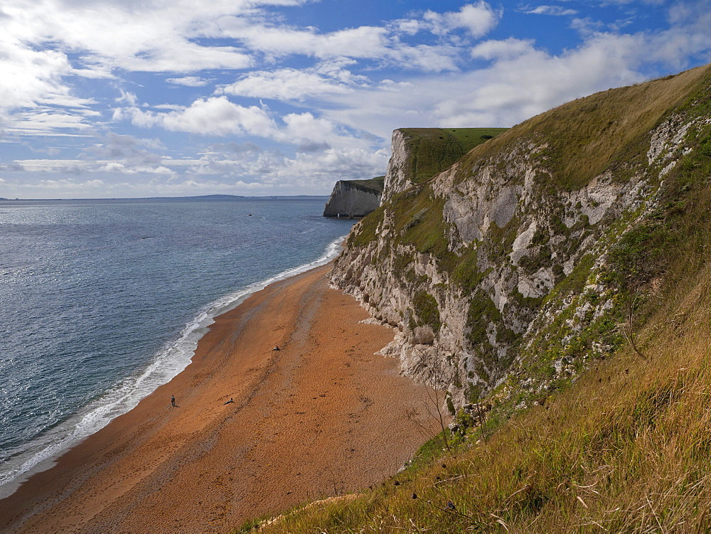 Jurassic Coast, UNESCO World Heritage Site, Dorset, England, United Kingdom, Europe - 255-8946