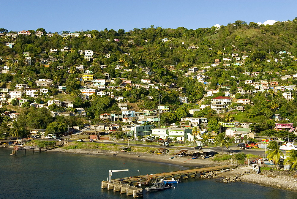 Roseau, Dominica, Windward Islands, West Indies, Caribbean, Central America