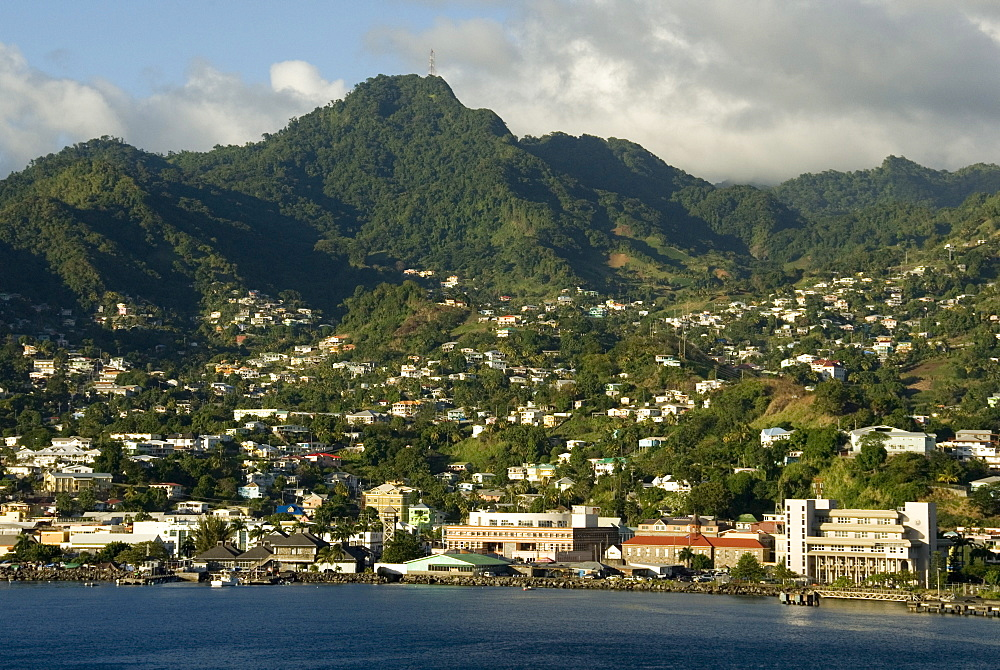 Kingstown, St. Vincent, Windward Islands, West Indies, Caribbean, Central America