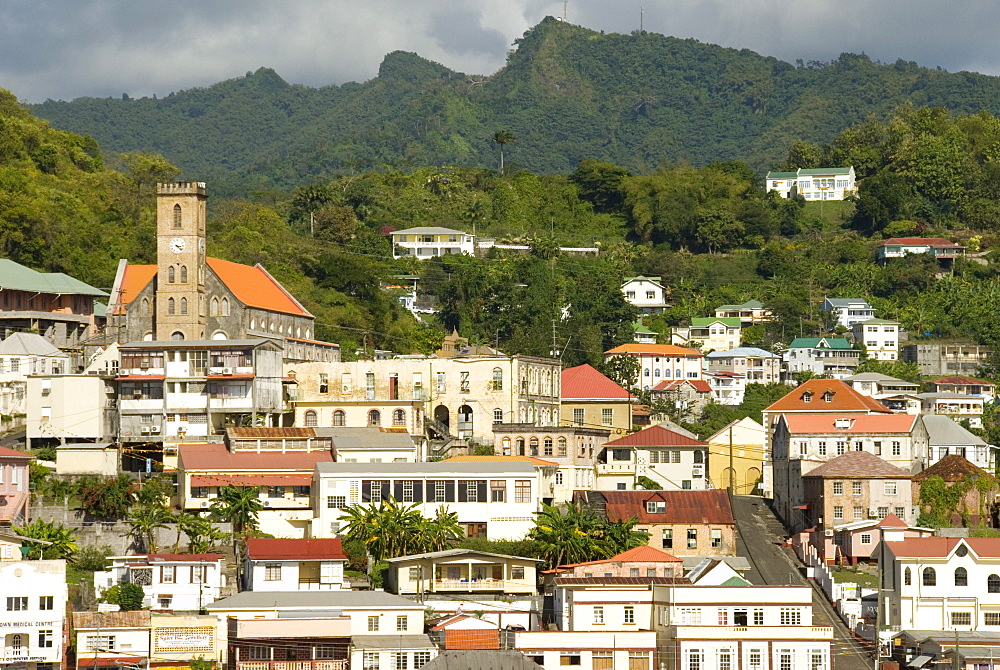 St. George's, Grenada, Windward Islands, West Indies, Caribbean, Central America
