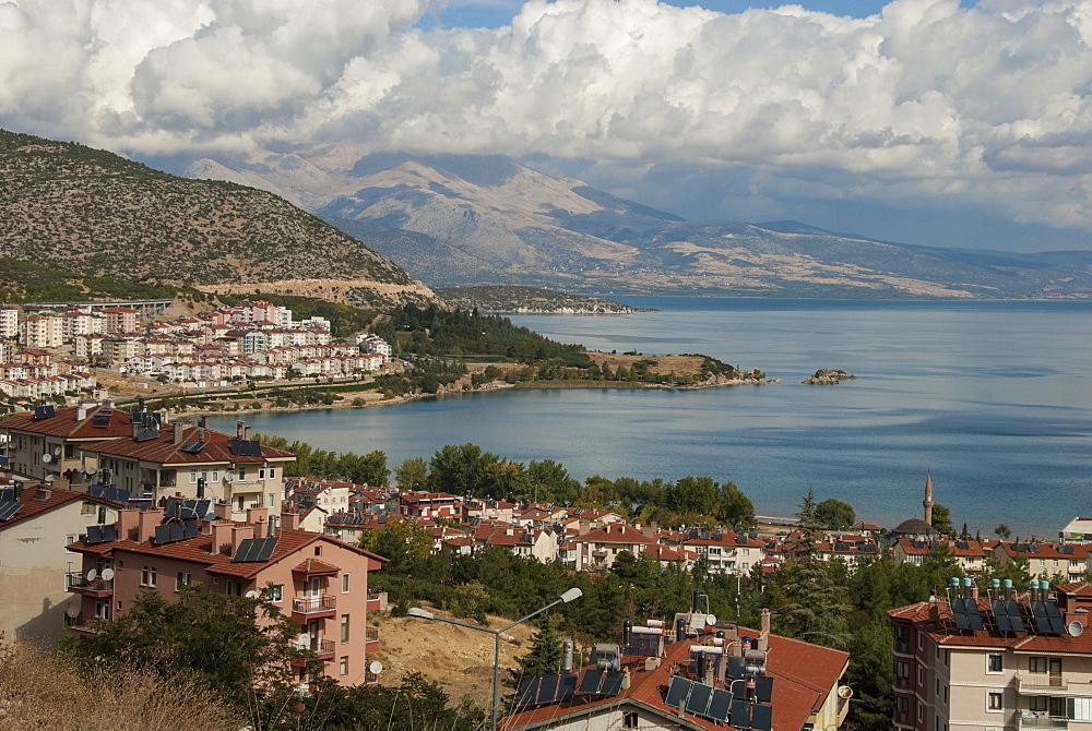 Lake Egirdir, Isparta, western Turkey, Anatolia, Turkey, Asia Minor, Eurasia - 29-5350