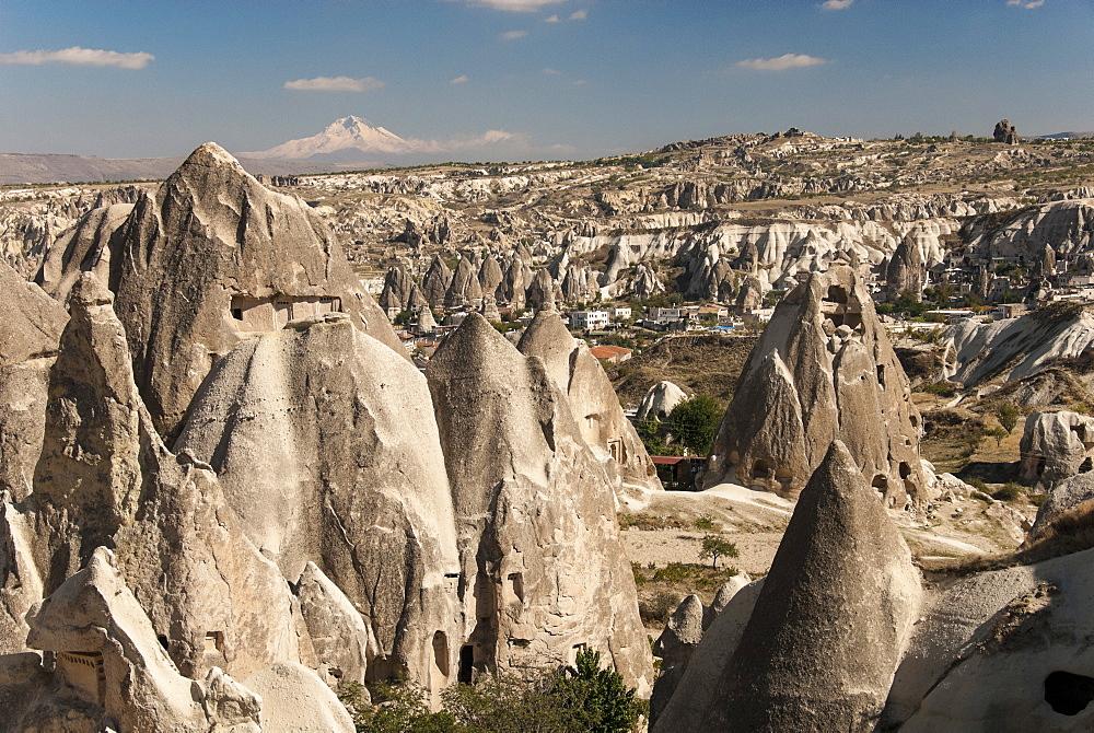 Goreme, UNESCO World Heritage Site, Cappadocia,  Anatolia, Turkey, Asia Minor, Eurasia - 29-5359
