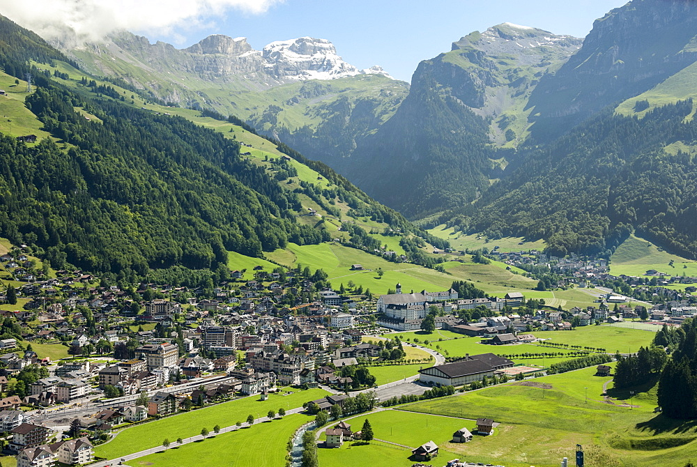 Engelberg, Unterwald, Switzerland, Europe - 29-5389