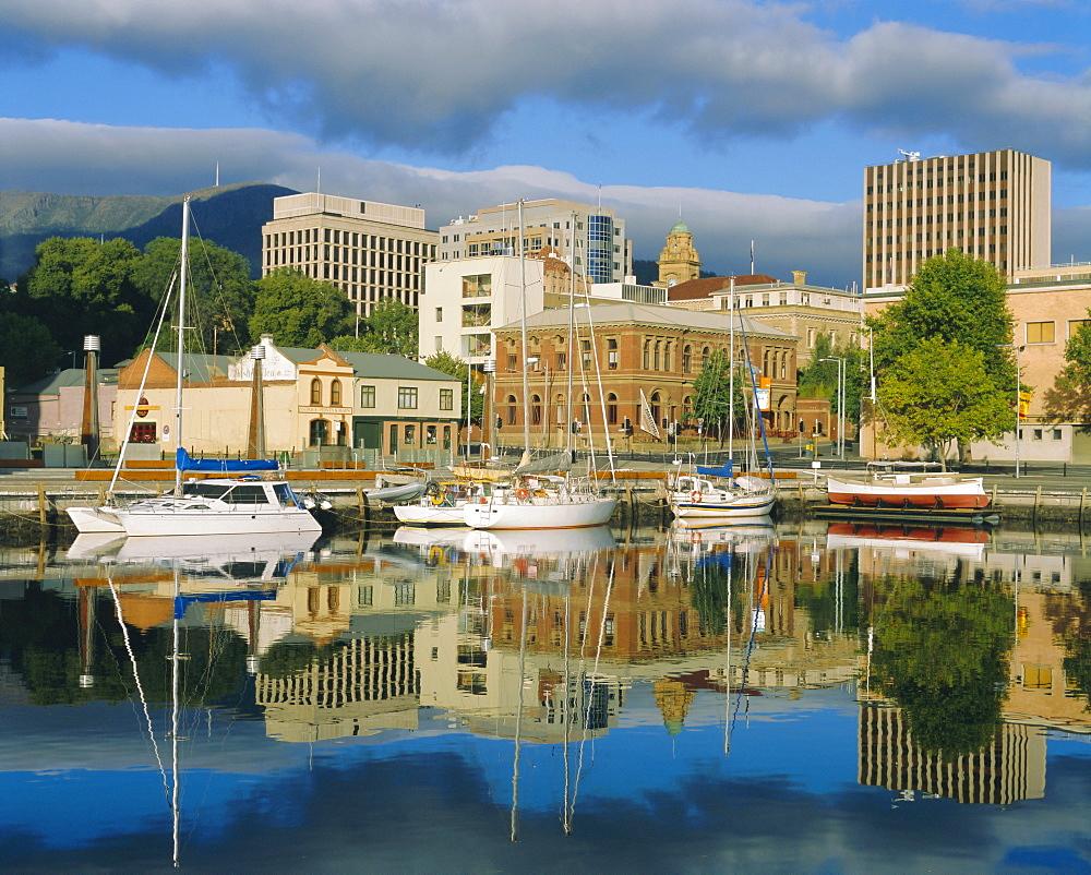 Hobart Harbour, Tasmania, Australia