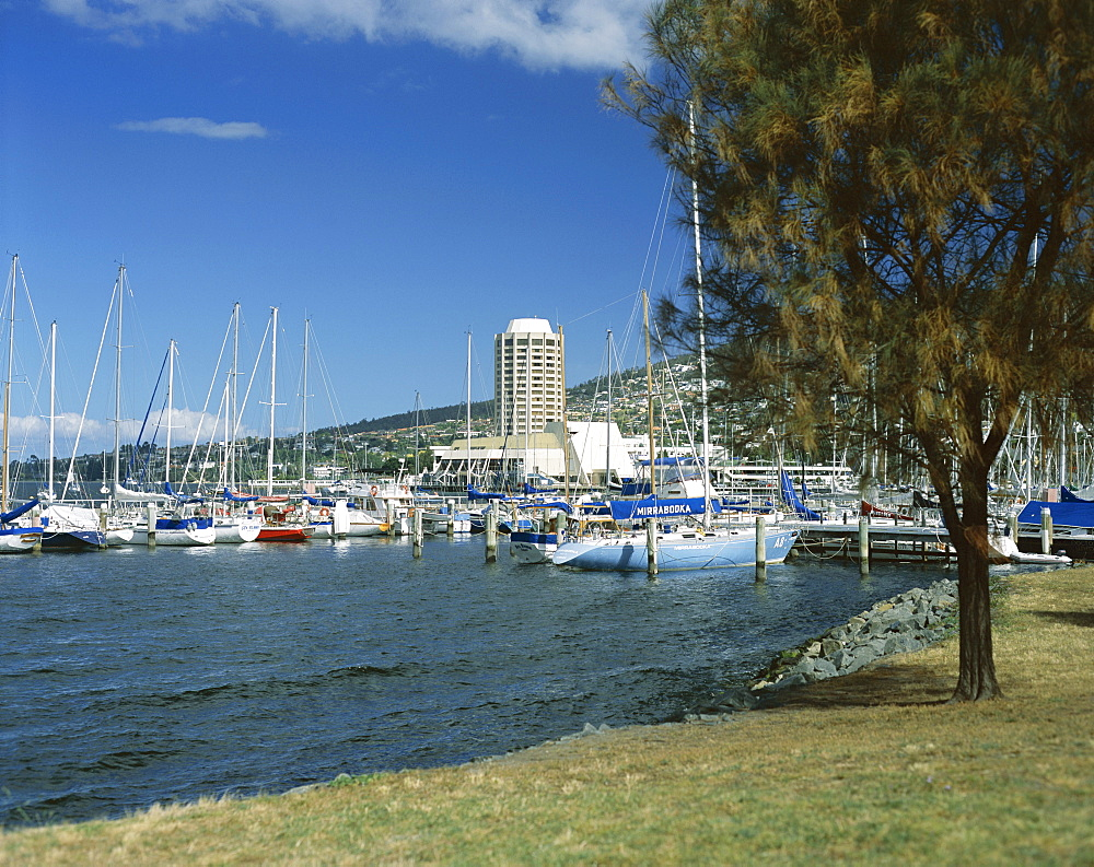 Wrest Point Casino, Hobart, Tasmania, Australia, Pacific